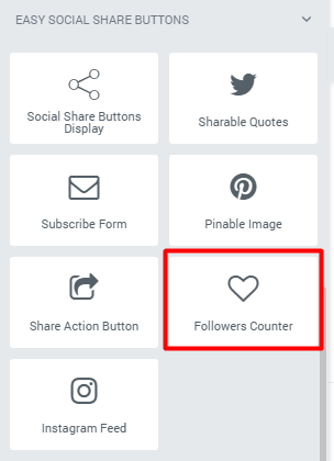 Adding Social Followers Counter on Your Site 3