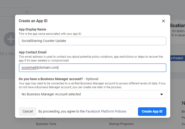 Facebook counter not updating/working: a step-by-step guide to updating settings 4